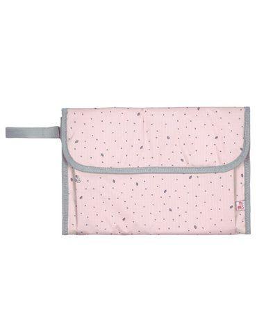 My Bag's Przewijak Leaf Pink