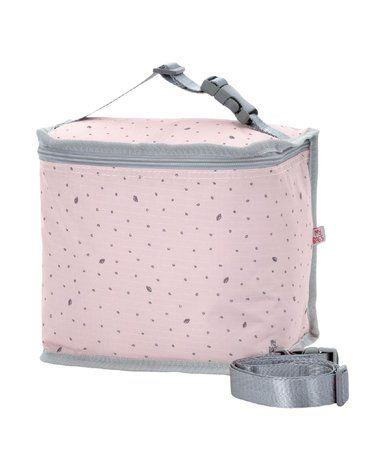 My Bag's Torba termiczna Picnic Bag Leaf Pink