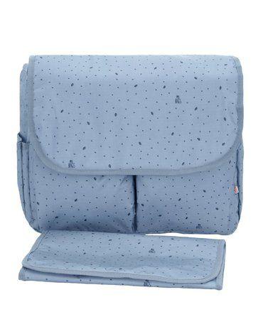 My Bag's Torba do wózka Flap Bag Leaf Blue
