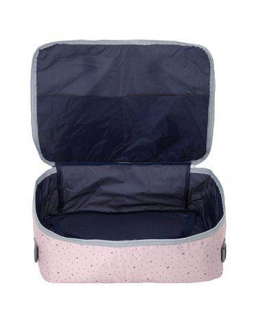 My Bag's Torba Weekend Bag Leaf Pink