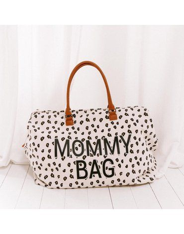 CHILDHOME - Torba Mommy Bag Leopard