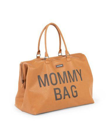 CHILDHOME - Torba Mommy Bag Brązowa
