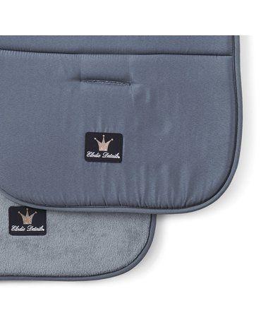 Elodie Details - Miękka wkładka do wózka - Tender Blue