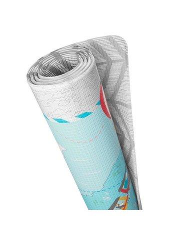 SKIP HOP - Dwustronny dywan piankowy Mali  Podróżnicy