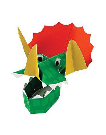 Meri Meri - Czapeczki Dinozaur