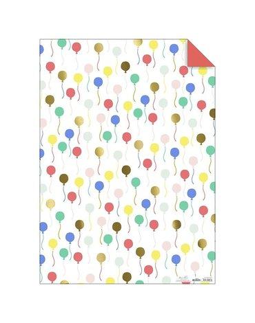 Meri Meri - Papier ozdobny Balony