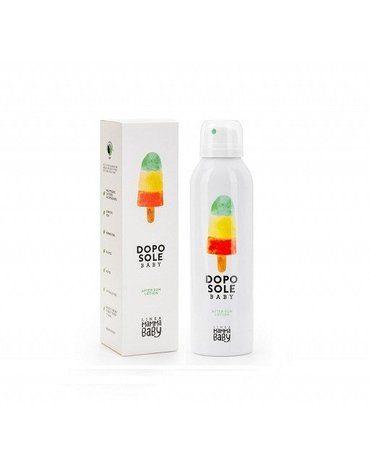 Linea MammaBaby Spray po opalaniu z olejkiem Baby 150ml Giovannino