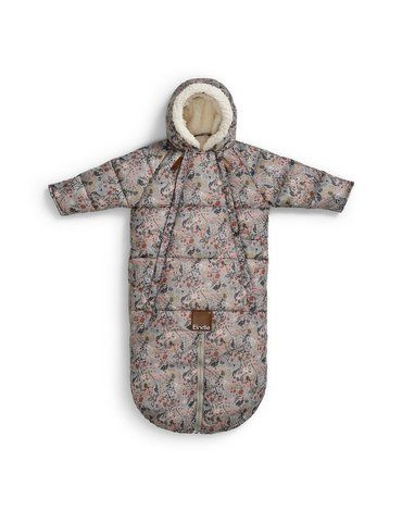 Elodie Details - kombinezon dziecięcy - Vintage Flower 0-6 m-cy