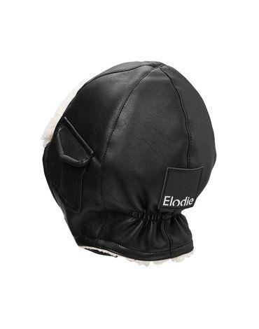 Elodie Details - Czapka Zimowa Aviator Black 0-6 m-cy