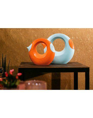 QUUT Konewka duża Cana Vintage Blue + Mighty Orange Quut