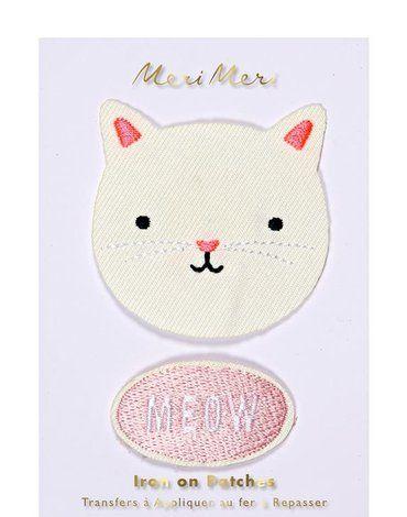 Meri Meri - Naprasownanki Kot