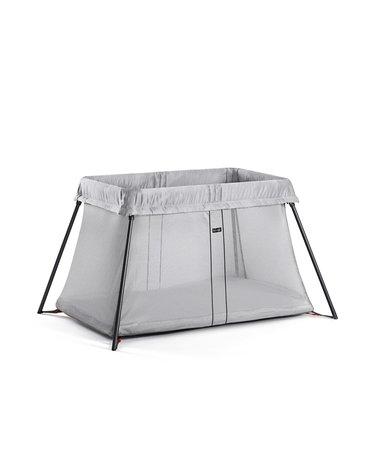 BABYBJORN - łóżeczko turystyczne LIGHT - srebrny