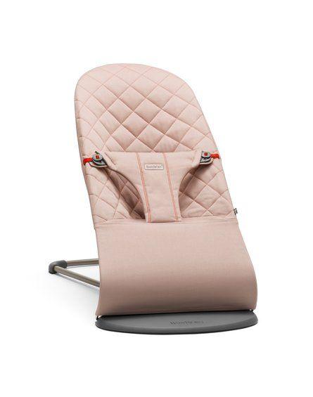 BABYBJORN - leżaczek BLISS - Różany