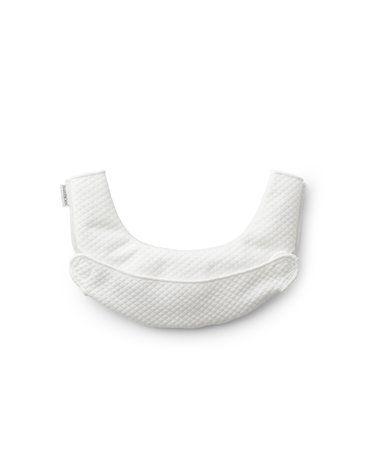 BABYBJORN - śliniaczek do nosidełka BABYBJORN MINI, biały