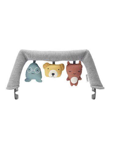 BABYBJORN - BabyBjörn zabawka do leżaczka BALANCE - Soft Friends
