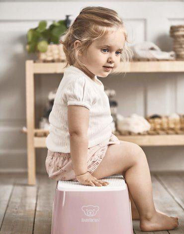 BABYBJORN - podest - różowy