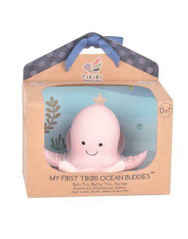 Tikiri - Gryzak zabawka Ośmiornica Ocean w pudełk u