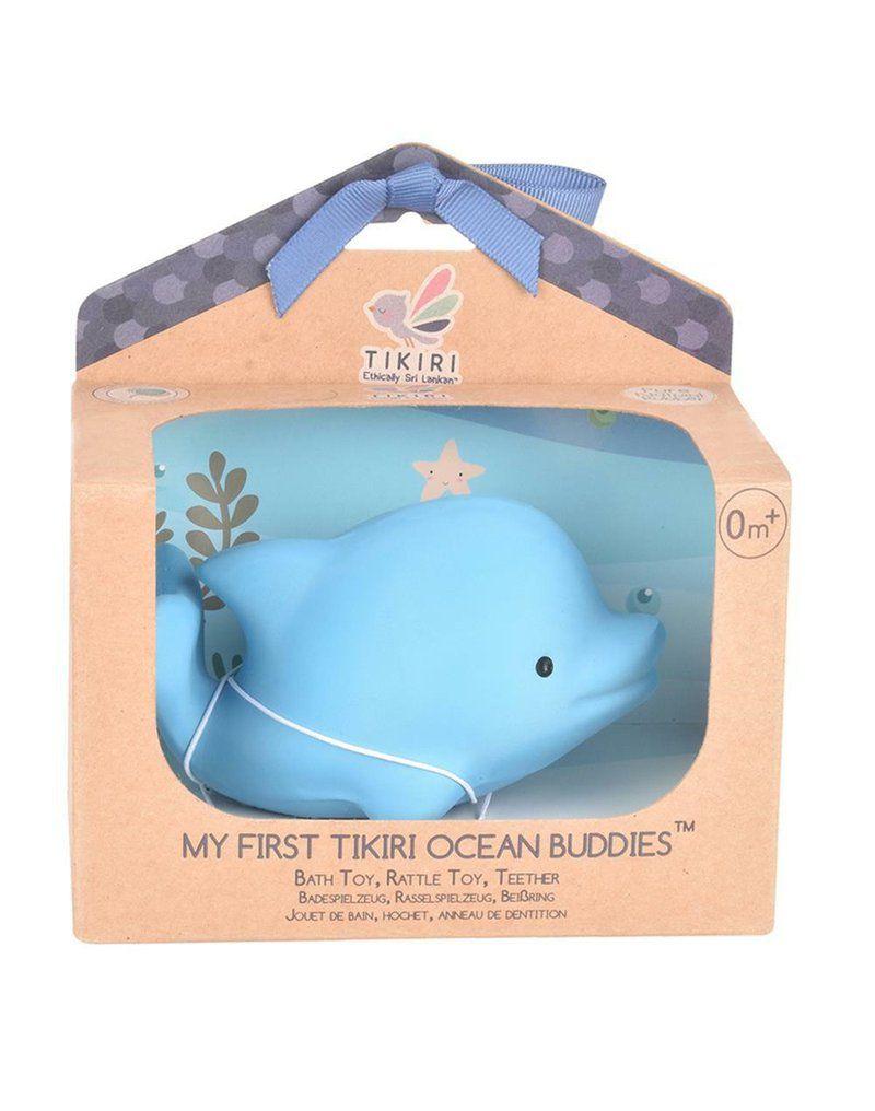 Gryzak zabawka Delfin Ocean w pudełku