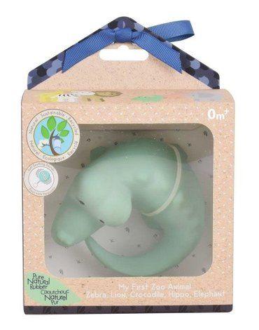 Tikiri - Gryzak zabawka Krokodyl Zoo w pudełku