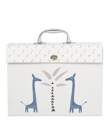Fresk Teczka na rysunki Żyrafa