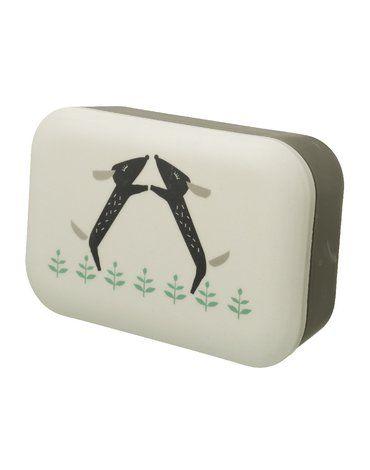 Fresk Bambusowe pudełko śniadaniowe Dachsy FRESK