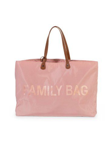 CHILDHOME - Torba Family Bag Różowa