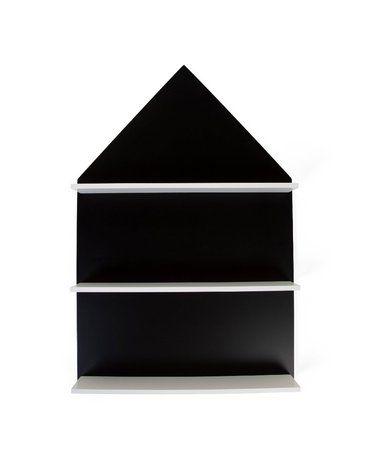 CHILDHOME - Półka domek z tablicą