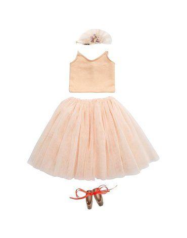 Meri Meri - Przebranie dla lalki Ballerina