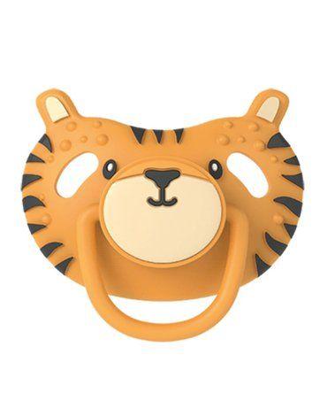 Dumforter 2in1 smoczek z gryzakiem Tygrys Terry