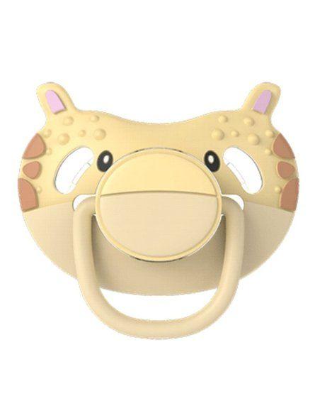 Dumforter 2in1 smoczek z gryzakiem Żyrafa Gerry