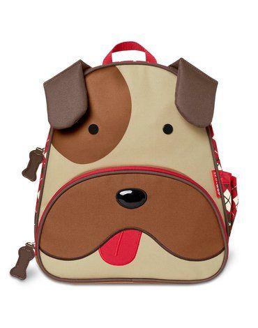 Skip Hop - Plecak Zoo Winter Bulldog
