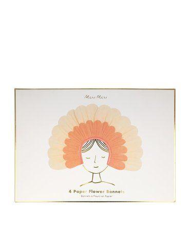 Meri Meri - Opaski Płatki kwiatów