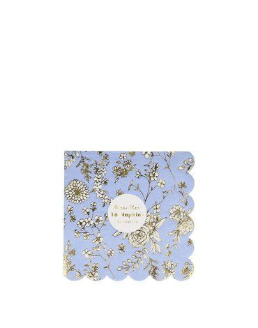 Meri Meri - Serwetki English Garden Lace