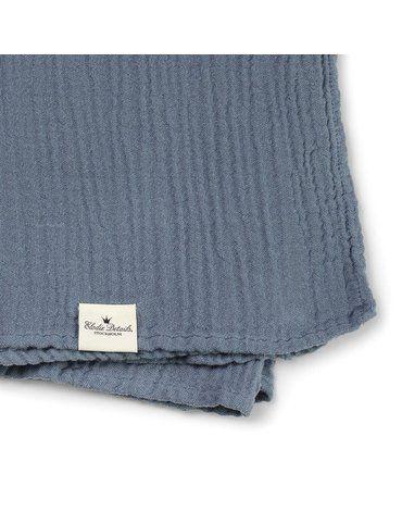 Elodie Details - Kocyk bambusowy - Tender Blue
