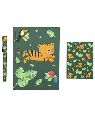 A Little Lovely Company - zestaw prezentowy Tygrysek
