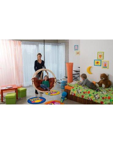 AMAZONAS - AZ-2030470 KIDS GLOBO TERRACOTTA - HUŚTAWKA