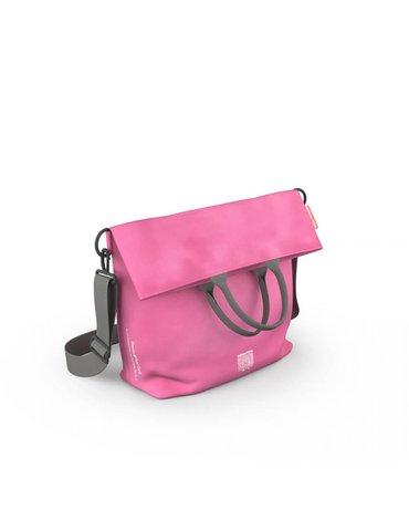 Greentom torba do wózka różowa