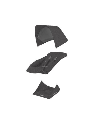 Greentom Reversible charcoal materiał