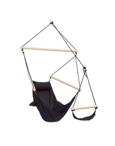 AMAZONAS - AZ-2030730 Swinger black - Huśtawka