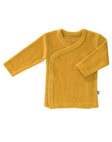 Fresk Kardigan welurowy 0-3 miesięcy Mimosa yellow