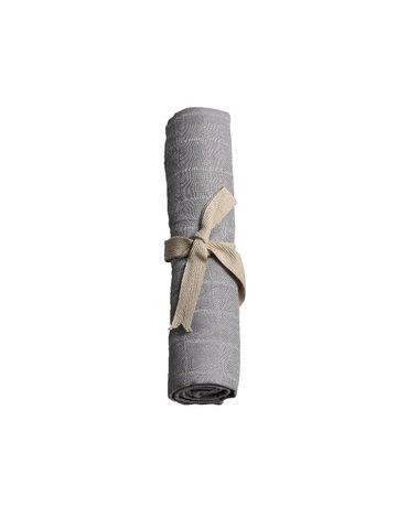 Filibabba Pieluszka muślinowa 65 x 65 cm Grey