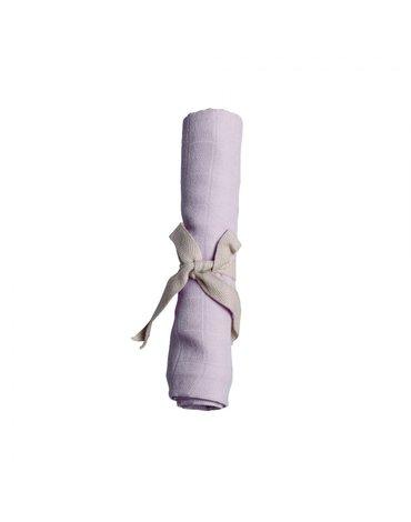 Filibabba Pieluszka muślinowa 65 x 65 cm Light Lavender