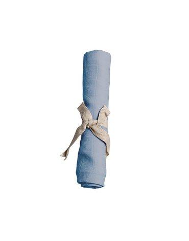 Filibabba Pieluszka muślinowa 65 x 65 cm Powder Blue
