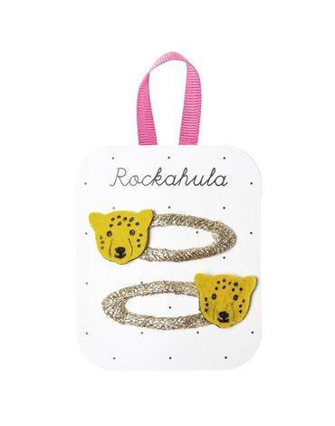 Rockahula Kids - spinki do włosów Gepard