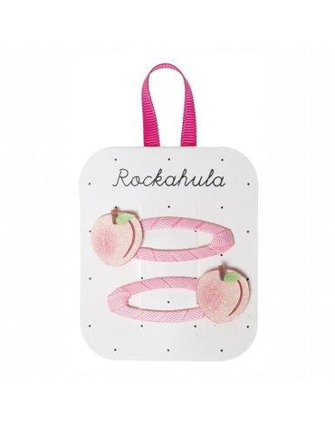 Rockahula Kids - spinki do włosów Peach