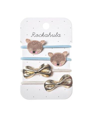 Rockahula Kids - gumki do włosów Doe A Deer Ponies