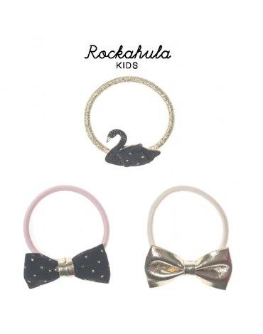 Rockahula Kids - gumki do włosów Sybil Swan