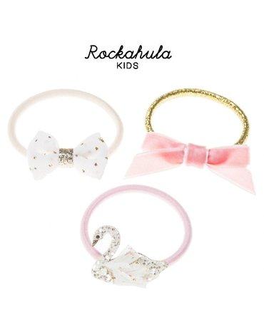 Rockahula Kids - gumki do włosów Sophia Swan