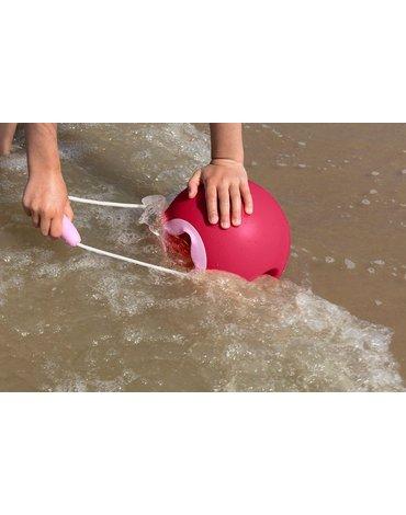 QUUT Wiaderko wielofunkcyjne Ballo Cherry red  + sweet pink Quut