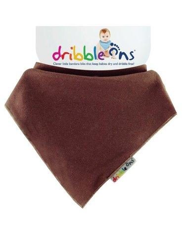 Sock Ons - Dribble Ons Brights Chocolate